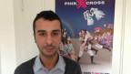 Mehdi Künzle von Pink Cross.