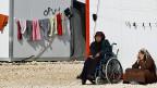 Die Schweiz hat weitere 30 Millionen Hilfe für syrische Flüchtlinge in Aussicht gestellt.