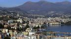 Nicht alle Gemeinden stimmten im November 2011 einer Fusion mit Lugano (Bild) zu.