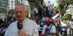 Urs Morf, Asien-Korrespondent, an den Demonstrationen in Bangkok.