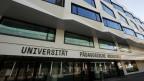 Aussenaufnahme der Pädagogischen Hochschule Luzern