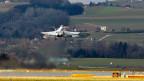 Der Militärflugplatz Payerne.