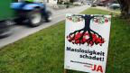 Die SVP gegen die anderen. Das war die Konstellation im Abstimmungskampf um die Initiative «Gegen Masseneinwanderung» der Schweizerischen Volkspartei.