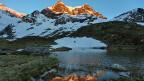 In den Bergen sei Schönheit und Risiko untrennbar miteinander verbunden.