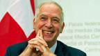 Jacques de Watteville, neuer Staatssekretär für internationale Finanzfragen.