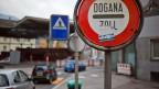 Der Grenzübergang Chiasso Strada ist ein wahrer Hotspot in Bezug auf Schmuggel und grenzüberschreitende Kriminalität.