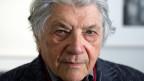 Paul Nizon, im Robert Walser-Zentrum in Bern, am 30. März 2012.