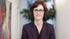 Die neue Direktorin des Dachverbandes Economiesuisse Monika Rühl posiert am Freitag, 21. Februar 2014 in Zürich.