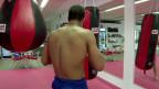 «Carlos» beim Kampfsporttraining .