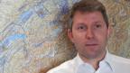 SUST-Leiter Daniel Knecht