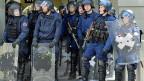 Ein grosser Teil der kantonalen Polizeikräfte wird am kommenden Samstag in Bern Bereitschaft haben.