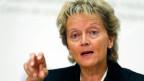 Bundesrätin Eveline Widmer-Schlumpf. Der Steuerstreit mit den USA gehört zweifellos zu den schwierigsten Dossiers, die sie betreut.
