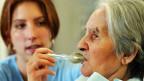 Die Nachfrage nach qualifiziertem Pflegepersonal ist grösser als das Angebot.