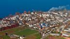 Freienbach im Kanton Schwyz gilt als Symbol für tiefe Steuern.