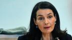 Die Tessiner Finanzdirektorin Laura Sadis.