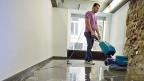 Hauswart: Ein Beruf mit viel Autonomie, ein Arbeitstag voller Überraschungen und Herausforderungen.