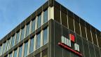 Das administrative Gebäude des Zollfreilagers in Genf.