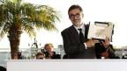 Regisseur Nuri Bilge Ceylan in Cannes.