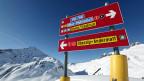Die Ski-Arena Andermatt-Sedrun soll dem Resort des ägyptischen Investors Sawiris Flügel verleihen. Nun sind die groben Linien des Projekts bewilligt.