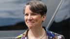 Die neue US-Botschafterin in der Schweiz, Suzi LeVine,  am 2. Juni 2014 in Bern.