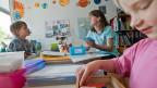 Ungefähr 500 Kinder werden in der Schweiz zu Hause unterrichtet. Diese Zahl habe in den letzten Jahren zugenommen. Die Gründe, warum sich Eltern für diese Art Schulunterricht entscheiden, seien sehr verschieden.