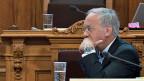 Bildungsminister Johann Schneider-Ammann am 10. Juni im Ständerat.