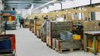 Die Sozialfirma Dock in St. Gallen finden Langzeitarbeitslose eine Arbeit, etwa in der Elektronikschrott-Verwertung.