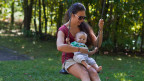 Mehr Zeit mit dem Kind verbringen können dank besserer Regelung der finanziellen Unterstützung aller Elternteile. Symbolbild.