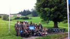 Üben für den Ernstfall: UNO-Militärbeobachter in Appenzell.