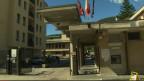 Das Spital in Domodossola. Hier musste die Syrerin das Kind tot gebären.