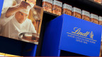 Der Schokoladenhersteller Lindt & Sprüngli hat im Jahr 2013 einen Rekordgewinn erzielt.