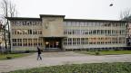 Die Hochschul- und Zentralbibliothek beim Vögeligarten in Luzern. Die Stadt und die Schweizer Architekten möchten sie erhalten.