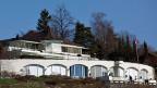 Die Villa von Alt-Bundesrat Christoph Blocher. Hier wurde im März 2012 anlässlich einer Hausdurchsuchung die Korrespondenz mit der «Weltwoche» beschlagnahmt.