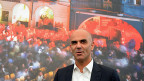 Kulturminister und Bundesrat Alain Berset am Internationalen Filmfestival in Locarno.