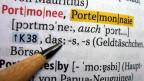 Nidwaldner Kinder sollen in der Primarschule als Fremdsprache nur noch Englisch lernen.