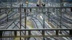 Die Infrastruktur der SBB - also das Schienennetz, Weichen, Bauten und so weiter - sind in einem schlechteren Zustand als gedacht.