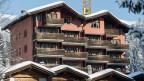 Das Hotel «Rustico» in Laax im Bündner Oberland. Hier hätten Asylsuchende einziehen sollen, doch die Gemeinde kämpfte dagegen an.