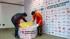 Im Frühjahr begann der «Giro del Gusto», mit dem die Schweiz im Vorfeld der «Expo2015» für die Stärken der Schweiz wirbt.