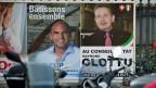Die Staatsratskandidatur für den SVP-Kandidaten Raymond Clottu scheint derzeit eher ein Vehikel, um bekannt zu werden; damit Clottu dann nächstes Jahr als Nationalrat wiedergewählt wird.