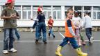 Frühfranzösisch – für die Deutschschweizer «superdur», sagt der 10-jährige Westschweizer Schüler Ludovic.  Wie hart ist Frühdeutsch für die Romands?
