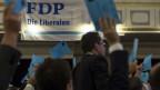 FDP-Delegierte an der DV in Bern.