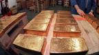 Die Nervosität bei den Gegnern der Gold-Initiative steigt.
