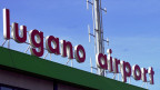 Flughafen Lugano.