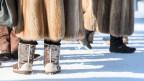 Die Diskussion um die Pauschalbesteuerung ist wohl auch eine ethische Frage. Bild: Pelz in St. Moritz.
