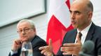 Am Mittwoch präsentierten Sozialminister Alain Berset undJürg Brechbühl, Direktor des Bundesamtes für Sozialversicherungen die «Botschaft zur Reform der Altersvorsorge 2020».