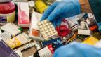 Pro Jahr wirft jeder Schweizer Medikamente im Wert von 230 Franken in den Abfall.