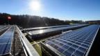 Bei der Photovoltaik rechnet die KEV-Stiftung mit einer Wahrscheinlichkeit der Realisation von 85 Prozent.