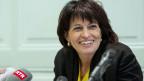 Bundesrätin Doris Leuthard - in der Energie-Debatte äusserst erfolgreich, im Stil manchmal umstritten.
