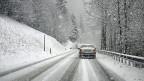 Am Wochenende sind auch auf Schweizer Strassen viele Unfälle passiert.
