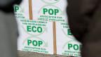 Einreichung der ECOPOP-Initative «Stop der Überbevoelkerung» am 2. November 2012 in Bern.